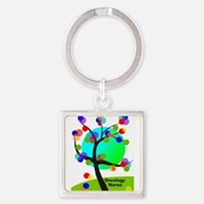 Oncology Nurse 6 Keychains