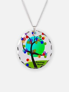 Oncology Nurse 6 Necklace