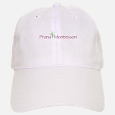 Prana Montessori Logo Baseball Baseball Baseball Cap