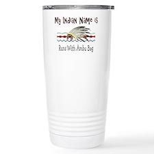 Respiratory therapist Travel Mug