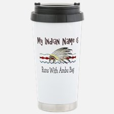 Unique Emergency room nurse Travel Mug