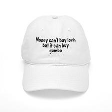 gumbo (money) Baseball Cap
