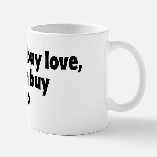 gumbo (money) Mug