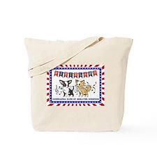 Dixieland Chi Club Tote Bag
