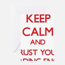 Keep Calm and trust your Recording Engineer Greeti