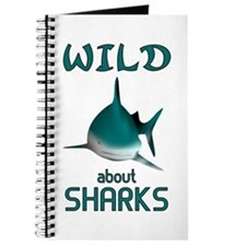 Wild About Sharks Journal