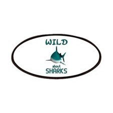 Wild About Sharks Patches