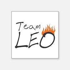 Team Leo Sticker