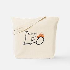 Team Leo Tote Bag