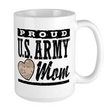 Proud U.S. Army Mom Mug