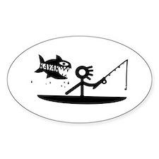 Kayak Fishing Decal