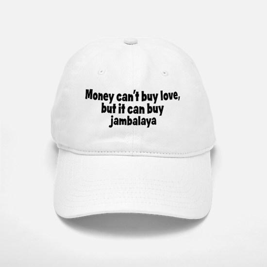 jambalaya (money) Baseball Baseball Cap