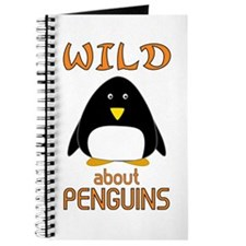 Wild About Penguins Journal