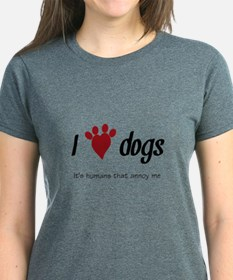 I Heart Dogs T-Shirt
