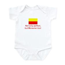 Moravian & Perfect Infant Bodysuit