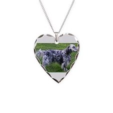English Setter full Necklace