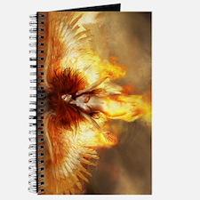 Beautiful Fire Angel Journal