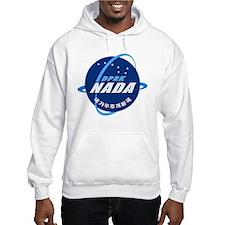 N Korea Space Agency Hoodie