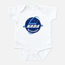 N Korea Space Agency Infant Bodysuit
