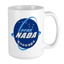 N Korea Space Agency MugMugs
