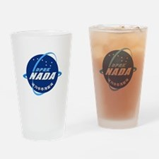 N Korea Space Agency Drinking Glass