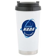 N Korea Space Agency Travel Mug