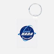 N Korea Space Agency Keychains