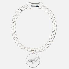 Just Breathe - Bracelet Bracelet