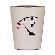 war Shot Glass