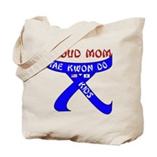 TKD Mom Kids Tote Bag