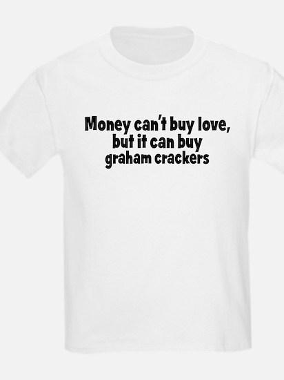 graham crackers (money) T-Shirt