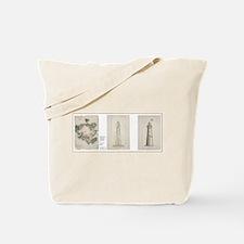 Minot's Ledge Light Tote Bag