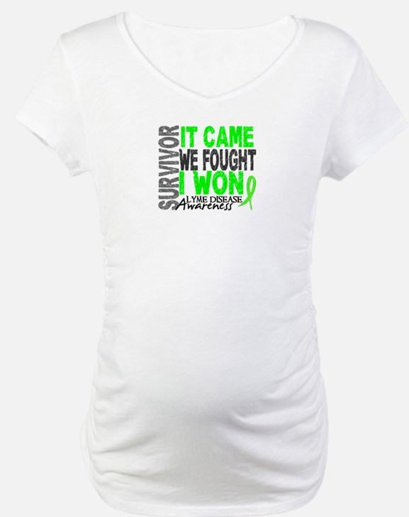 Lyme Disease Survivor 2 Shirt