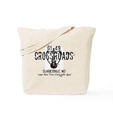 61/49 Crossroads Highway Sign with Guitar - Design