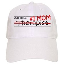 Job Mom Therapist Baseball Cap