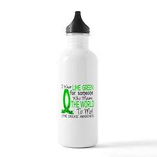 Lyme Disease MeansWorl Water Bottle