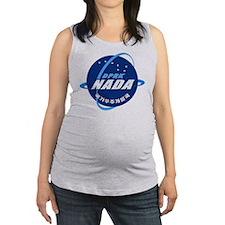 DPRK NADA res Maternity Tank Top