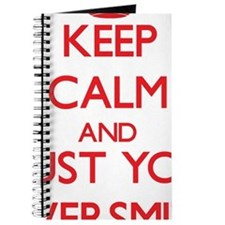 Keep Calm and trust your Silversmith Journal