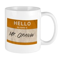 Reservoir Dogs Mr. Orange Mug Mugs