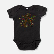 Love Autism Baby Bodysuit
