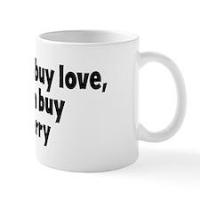 blackberry (money) Mug
