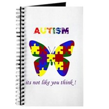 Autism Butterfly Journal
