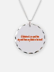 Fatherhood Necklace