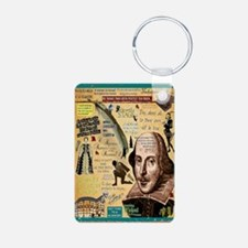 Shakespeare Keychains Keychains