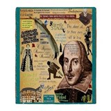 Shakespeare Fleece Blankets