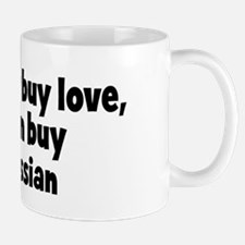 black russian (money) Mug