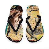Shakespeare Flip Flops