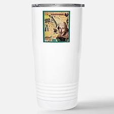 Shakespeare Travel Mug
