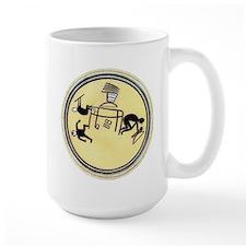 MIMBRES HOME IMPROVEMENT BOWL DESIGN Mug