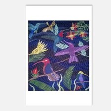 Hummingbird Mosaic Postcards (Package of 8)